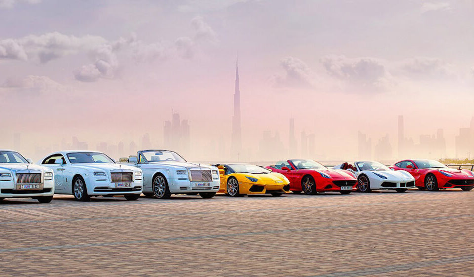 Be VIP Rent a Car in Dubai