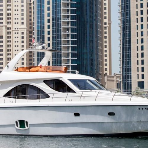 Yacht Charter PC-70ft Cutting Edge Yacht