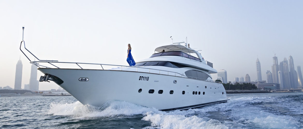 Yacht Charter SC-84ft Luxury Yacht