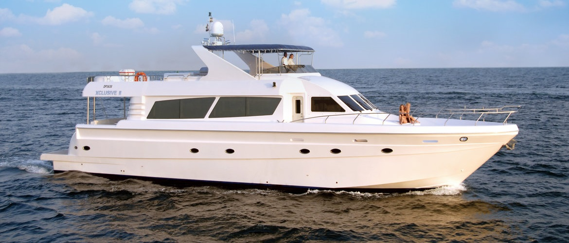 Yacht Charter SC-86ft Luxury Yacht