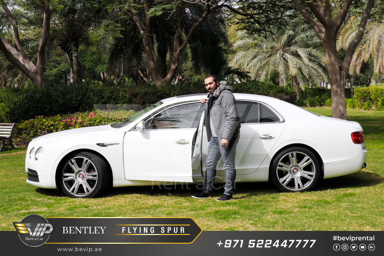 Bentley Flying Spur For Rent In Dubai Luxury Cars Rental In Dubai