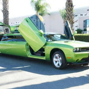 Dodge Challenger Super Limo for Rent in Dubai