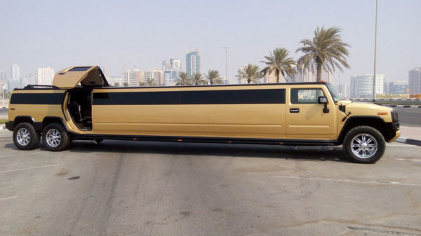 Hummer H3 for Rent in Dubai