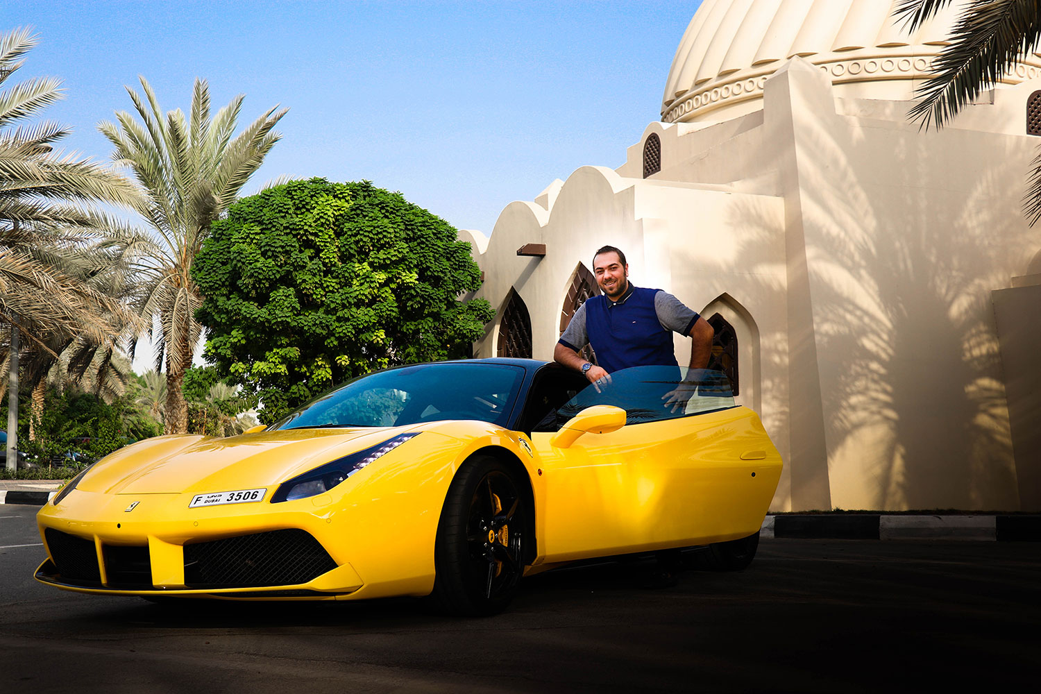 Luxury Car For Rent In Dubai