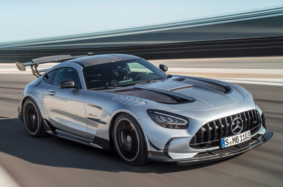 Mercedes-AMG GT 2021 Black Series